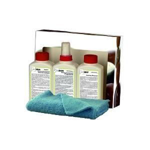 HMK M575 Set de nettoyage pour résine-quartz