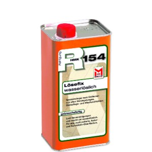 HMK R154 1 L Dissolvant -soluble dans l'eau-