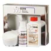 HMK M529 Set de polissage pour marbre