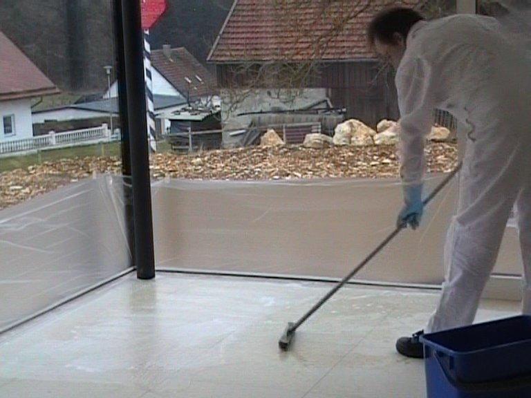 Nettoyage carrelage exterieur rugueux autres vues autres - Nettoyage carrelage poreux ...